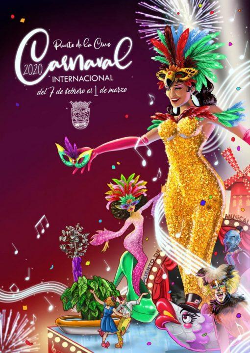 Carnaval 2020 Puerto de la Cruz