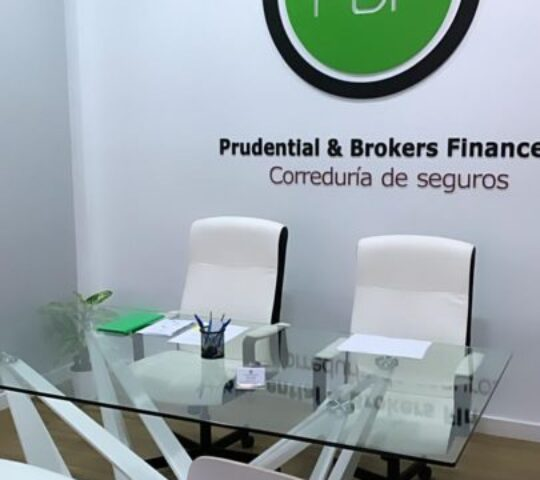 Prudential & Bokers Finance