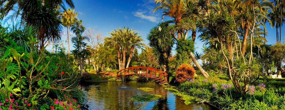 Parchi e giardini botanici