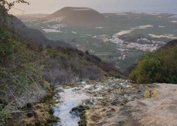 Cascada Tierra del Trigo