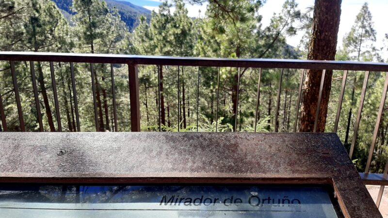 Mirador de Ortuño