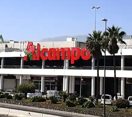 Centro Comercial Alcampo La Laguna