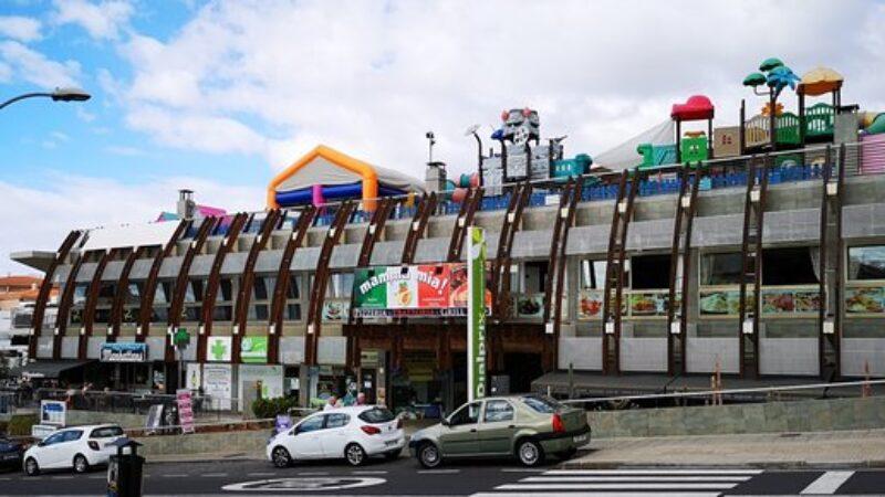 Centro Comercial Pasarela
