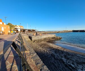 Playa del Puertito de Güímar