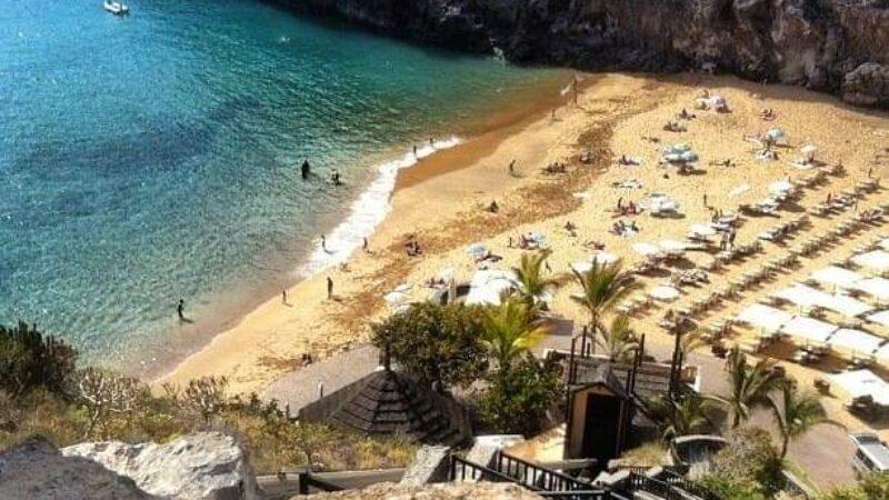 Playa de Abama