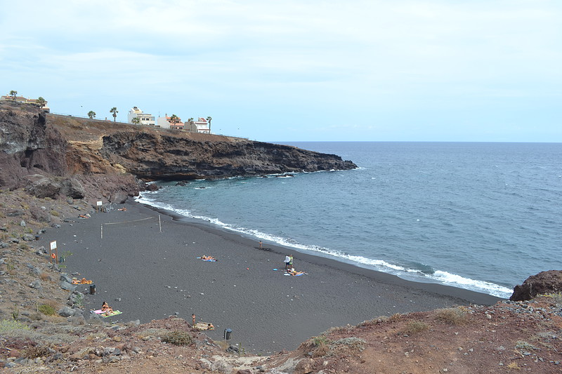 Playa de El Abrigo