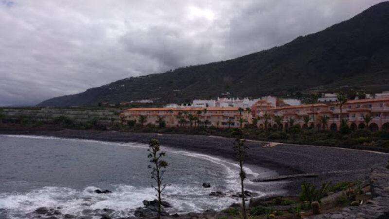 Playa de La Caleta de Interián