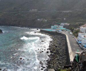 Playa de Las Aguas, San Juan