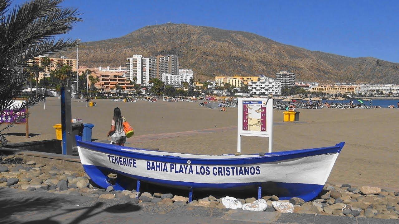 Playa de Los Cristianos