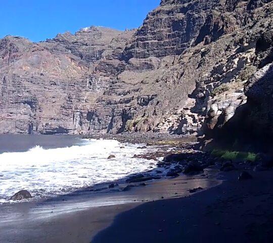 Playa de Los Guìos