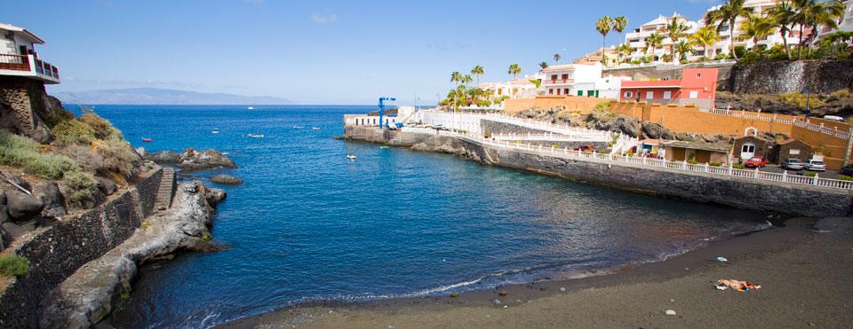 Playa de Puerto Santiago
