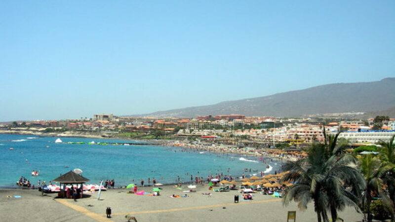 Playa de Torviscas