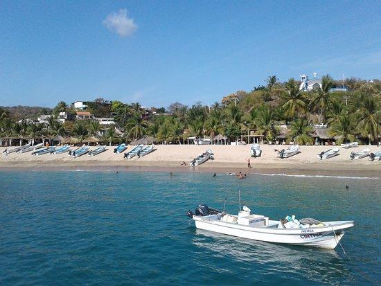 Playa del Muelle