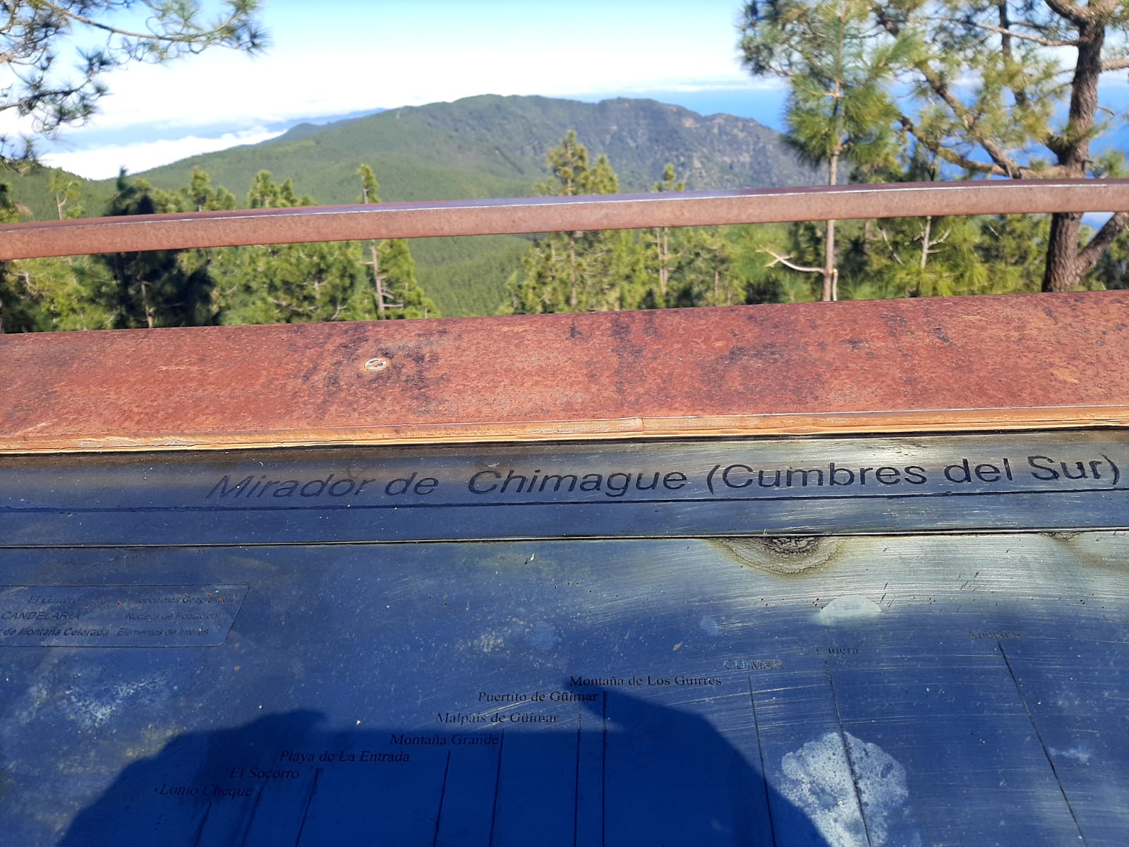 Mirador de Chimague