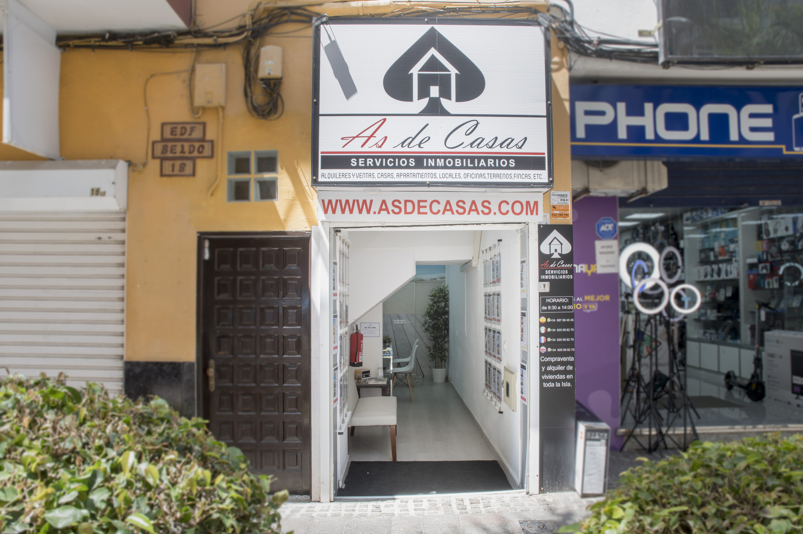 As de Casas